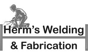 Herm's Welding Logo